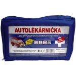 Autolékárnička Lektex, textilní, 3/2023