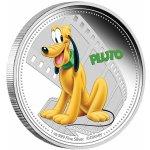 NIUE 1 oz Ag stříbrná mince NIUE Disney Mickey Mouse and Friends PLUTO