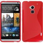 Pouzdro Ultra Slim S Case HTC M8 / ONE 2 red