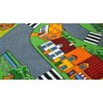 Associated Weavers Little Village 90 vícebarevný metráž