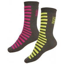 Litex Termo ponožky 99655 růžová