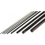Uhlíková tyčka 4.0mm 1m A1045