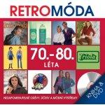 Retro Móda 70. - 80. léta, +kniha DVD