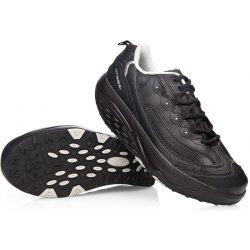 Dámská obuv Fit Walk Zeštíhlující boty Street Line černé 31dd67e15c