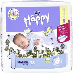 Bella Happy 1 Newborn 2-5 kg 78 ks