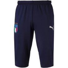 Puma Kraťasy & Bermudy FIGC Italia 3/4 Training Pants Modrá