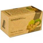 Biogena čaj GINGERYline Zázvor & Limetka 20 x 2 g