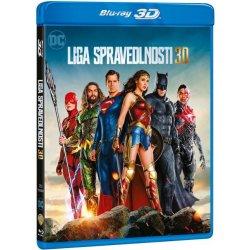 Liga spravedlnosti (Justice League) - Blu-ray 3D + 2D
