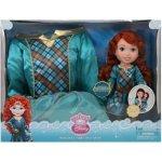 JAKKS PACIFIC Disney princezna a dětské šaty Merida/Rebelka