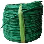 ZÁPALNICE zápalná šňůra zelená 2 mm