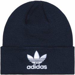 Čepice Adidas TREFOIL BEANIE modrá cf671afd2e