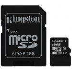 Kingston microSDHC 16GB UHS-I U1 SDC10G2/16GB