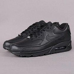 c365ba5a5e1 Nike Air Max 90 Leather black   black alternativy - Heureka.cz