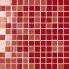 NovaBell Mosaico Lustro Chili - obkládačka mozaika 30 x 30 červená PAW330L