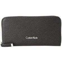 Calvin Klein Dámská peněženka Saffiano Wallet černá 985591bc79a