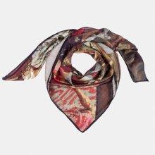 Vivienne Westwood Stylový šátek hnědá 4179391f25