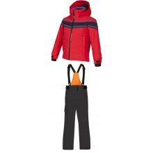Descente LTD. Descente dětský set BRICK bunda+kalhoty