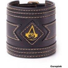 CurePink náramek Assassin's Creed: Crest WB230567ACE