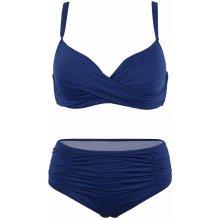 Sardynia Dark Blue plavky pro plné tvary S936 tmavě modrá