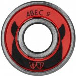 Wicked ABEC 9 Freespin Tube 16ks