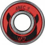 Wicked ABEC 9 Freespin Tube 16ks