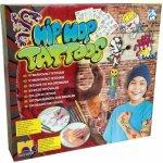 Tetování pro kluky HipHop