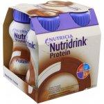 Nutridrink Protein s příchutí čokoládovou por.sol.4x200ml