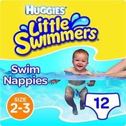 a345658c6 Huggies Little Swimmers 2-3/3-8 kg 12 ks