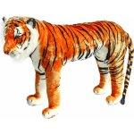 Rappa plyšový tygr stojící možno sedět 106 cm