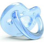 Nuvita silikonový dudlík modrá