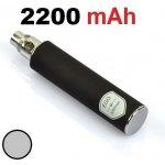 Green Sound Baterie eGo 2200mAh nerezová
