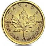Maple Leaf Zlatá mince 1/20 Oz 2019