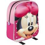 Cerda batoh Minnie 3D růžový