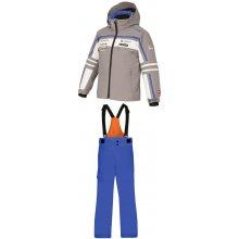 Descente LTD. Descente dět. set SWISS TEAM R bunda+kalhoty