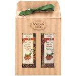 Bohemia Herbs Kofein sprchový gel 250 + šampon 250 ml dárková sada