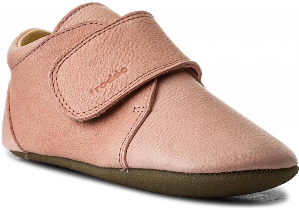 0b481dc56849 FRODDO prewalkers růžové Prewalkers
