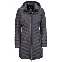 Geox dámský kabát tmavě šedá