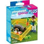Playmobil 4794 Dívka s morčaty