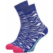 Horsefeathers ponožky Severe Navy