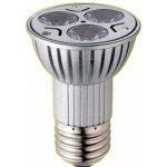 XwLed žárovka 9W E27 45° studená bílá