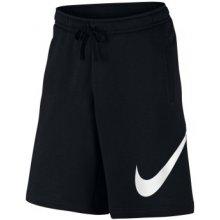 Nike NSW short FLC EXP Club černé