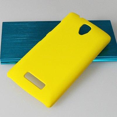 Pouzdro SES Plastové Lenovo A2010 Dual SIM - žluté