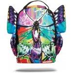 Sprayground batoh Lil Mini Butterfly 20l multicolour