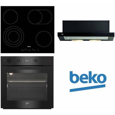 Set BEKO BIS14300BPS + HIC64404T + CTB6250B