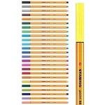 Liner STABILO Point 88 - žlutá