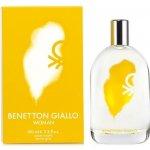 Benetton Giallo toaletní voda dámská 100 ml