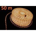 OEM D00875 světelný kabel 50 m, teple bílá, 1800 minižárovek