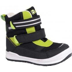 Bugga obuv zimní zelená