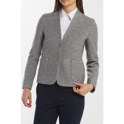Gant D1. Boiled wool short jacket
