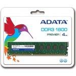 ADATA DDR3 4GB 1600MHz CL11 AD3U1600W4G11-R